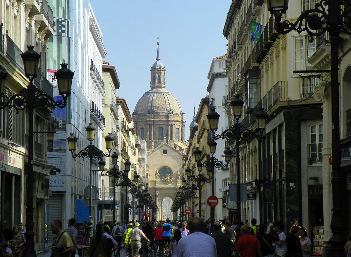 Saragossa, Hiszpania
