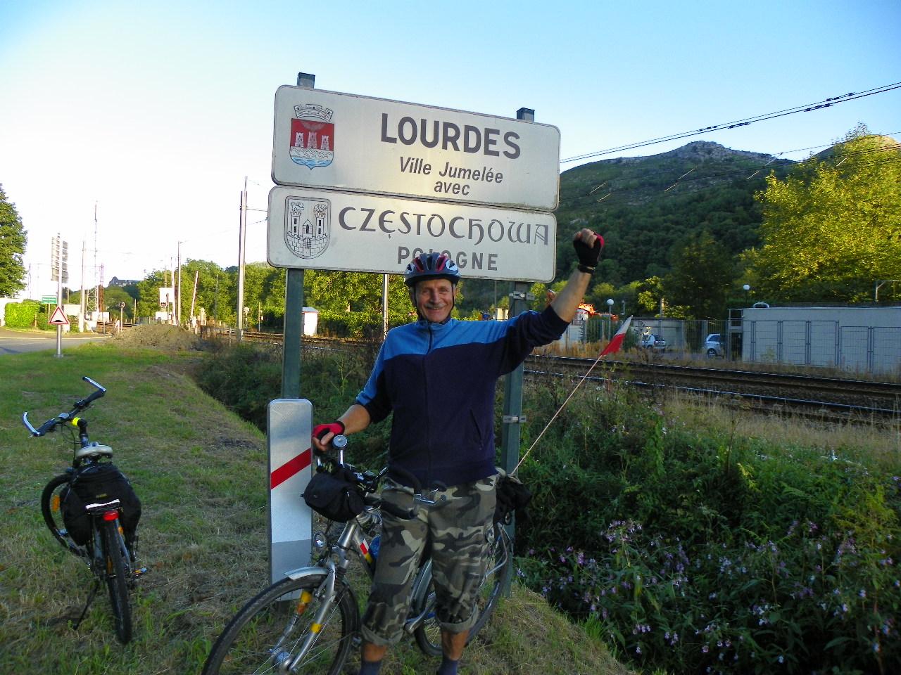 Lourdes, Francja