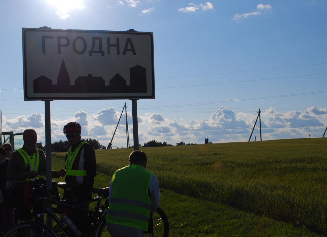 Grodno, Białoruś