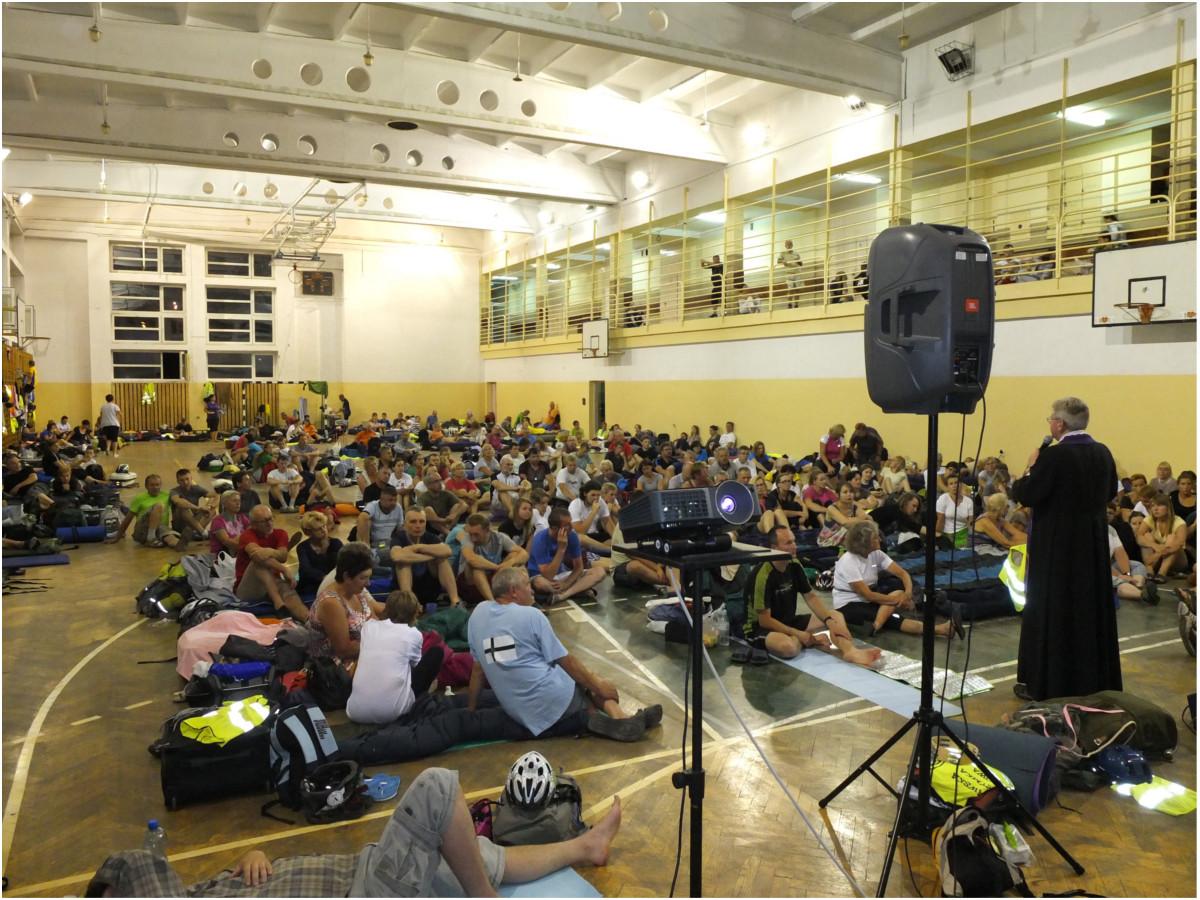 Sala gimnastyczna różne miewa przeznaczenia