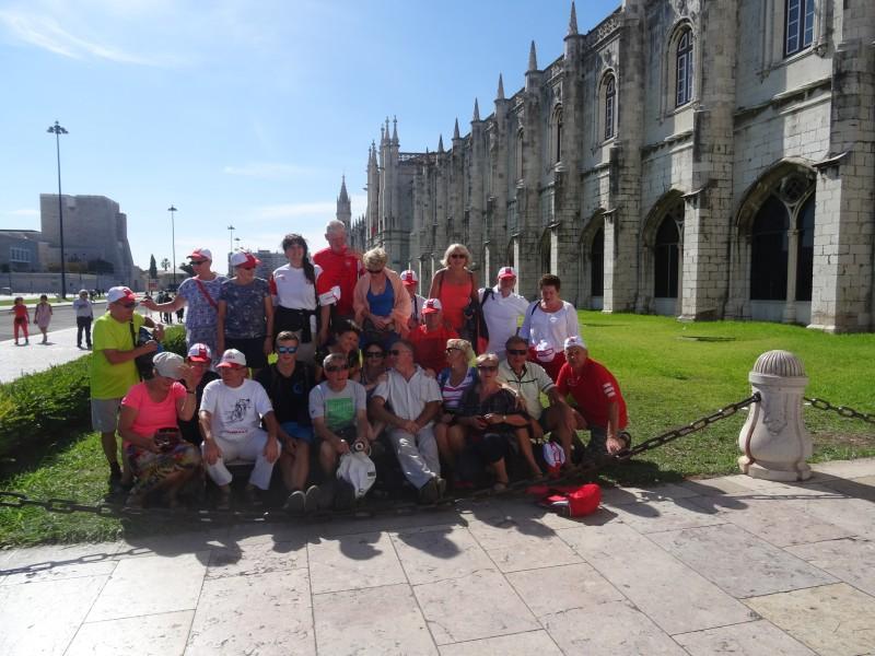 Lizbona – Balem klasztor HIERONIMITÓW